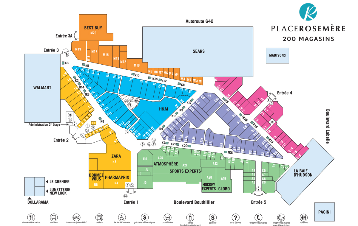 Place Rosemere Floor Plan
